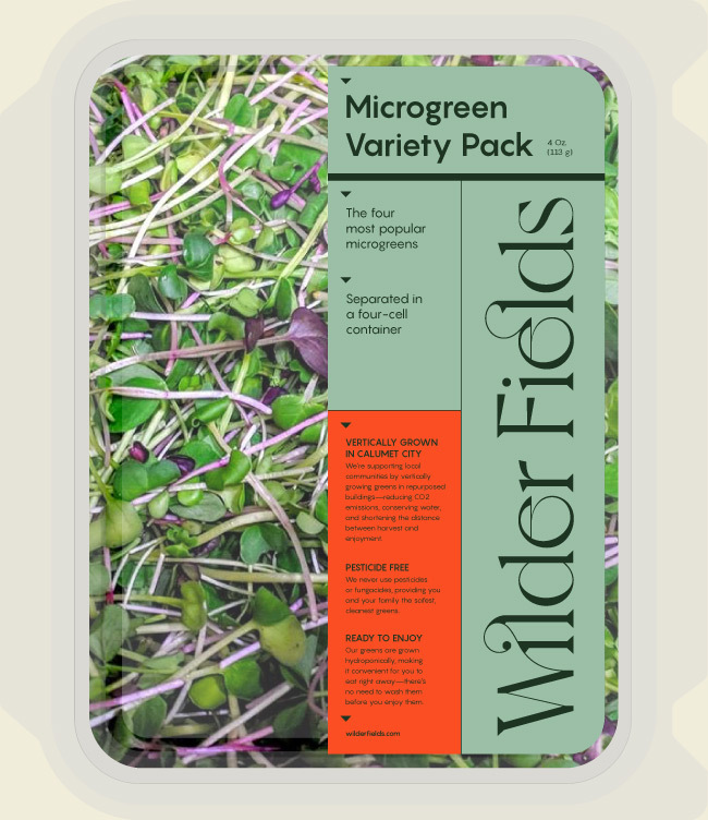 Microgreen Variety Pack